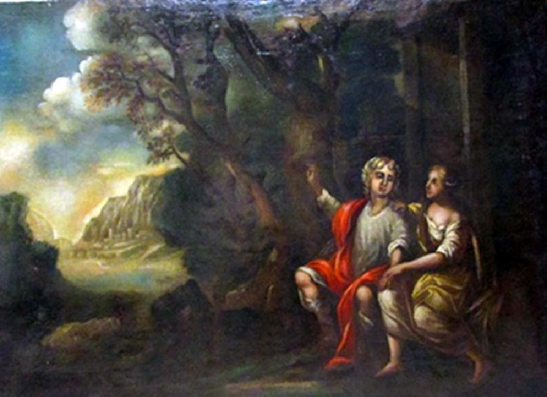 Annibale Carracci - Angelica and Medoro