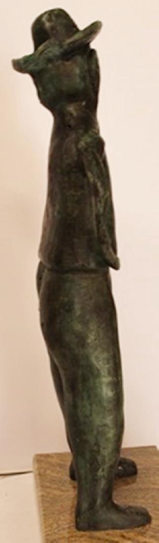 Patina Bronze Sculpture - Rufino Tamayo - 2