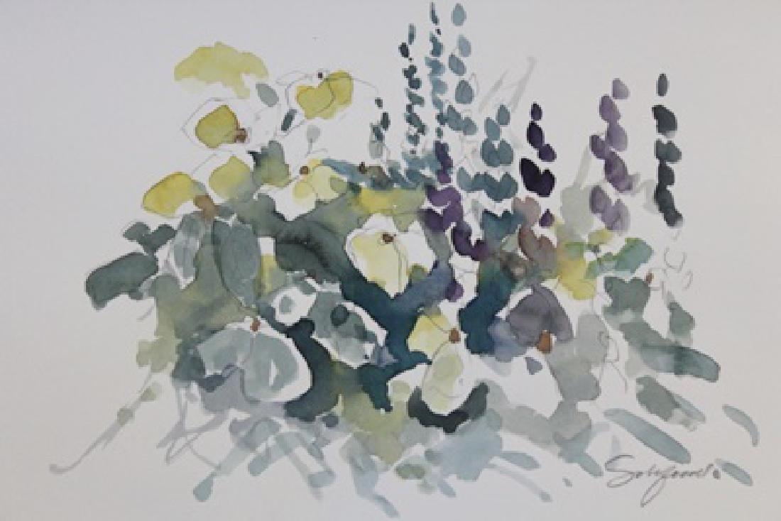 """FLOWER BLOOMS"" BY MICHAEL SCHOFIELD"