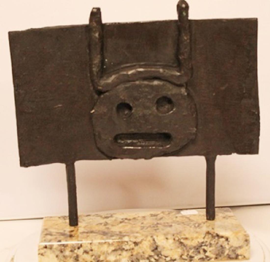 Limited Edition Bronze Sculpture - Max Ernst