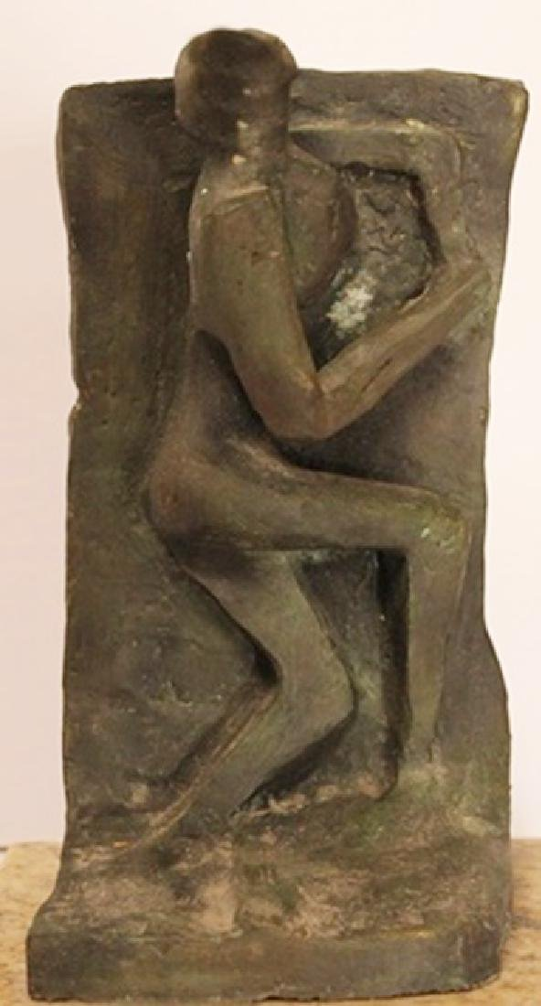 Limited Edition Bronze Sculpture - Henry Moore