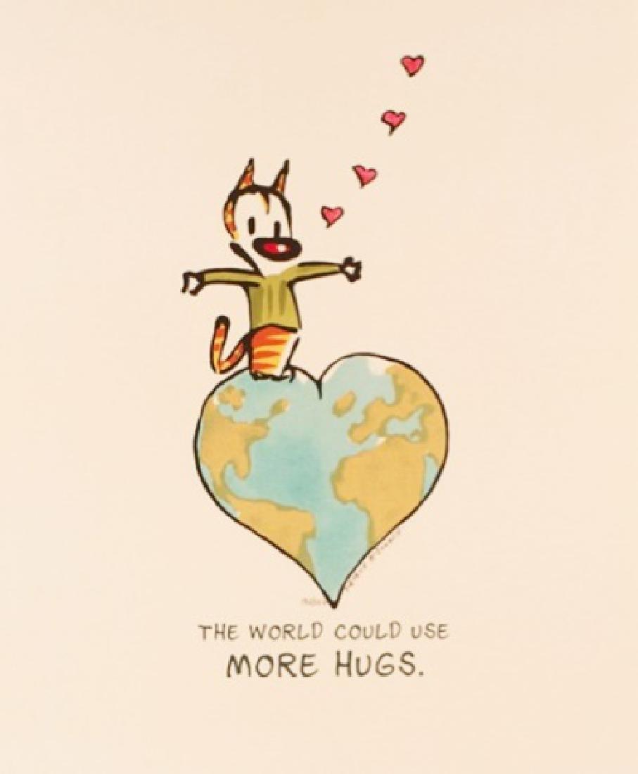 Patrick McDonnell - More Hugs