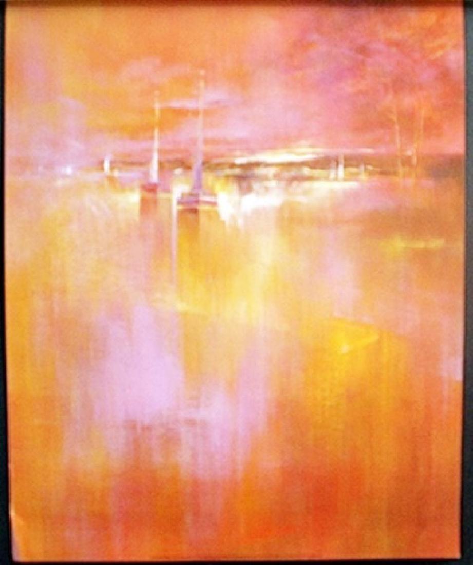 "Fine Art Print ""Marina Rossa"" by Aldo Gerosa"