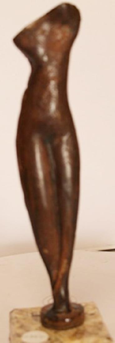 Bronze Sculpture - Alexander Archipenko