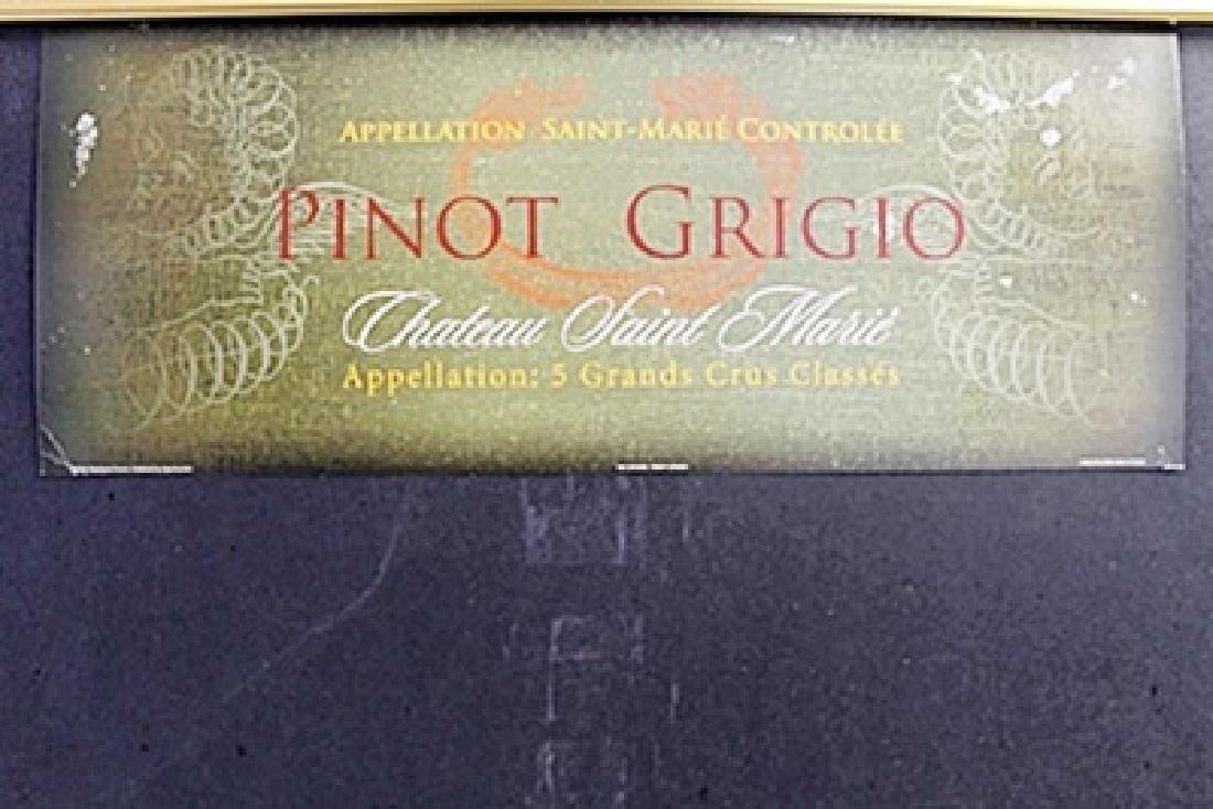 """Fine Art Print """"Pinot Grigio"""" by Stephanie French"""