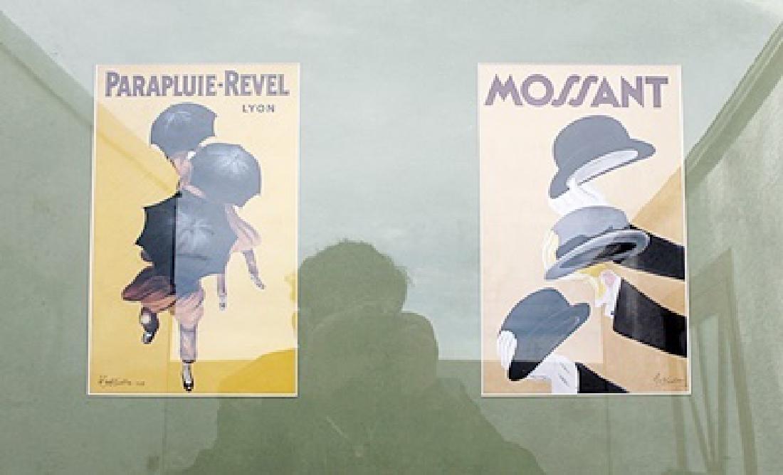 Mossant & Parapluie Revel - Leonetto Cappiello -
