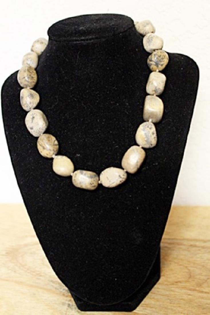Beryl Mixed Color's Necklace
