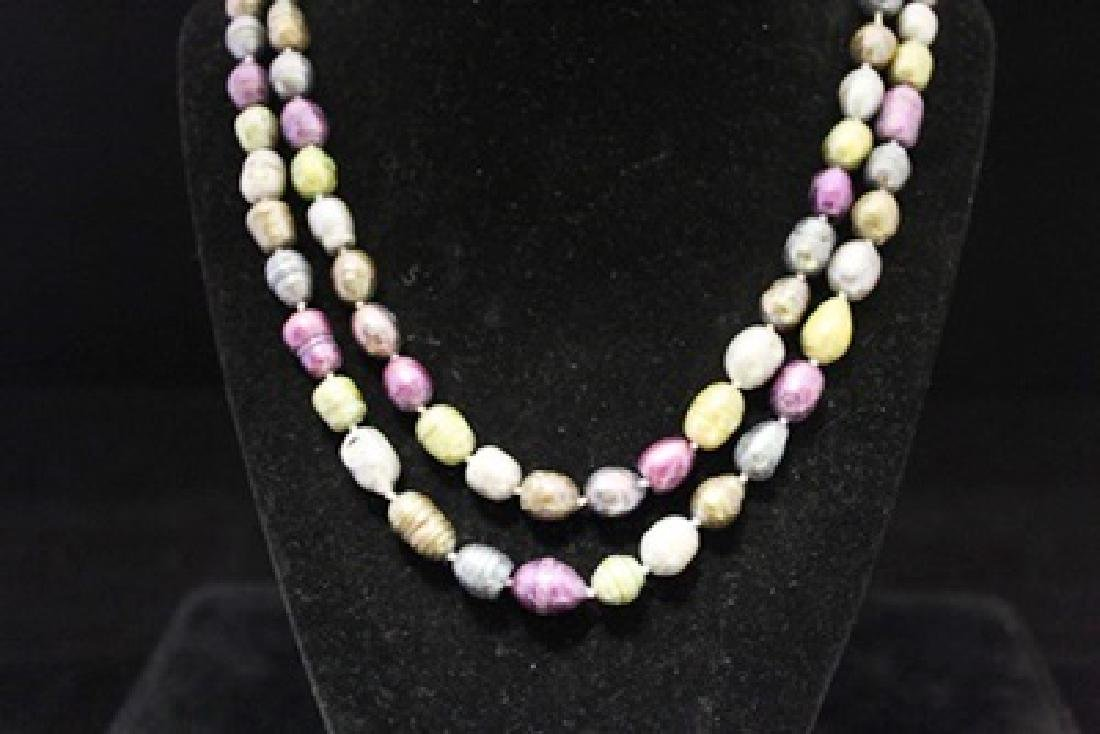 Elegant Mix Original Pearls Necklace (101M)