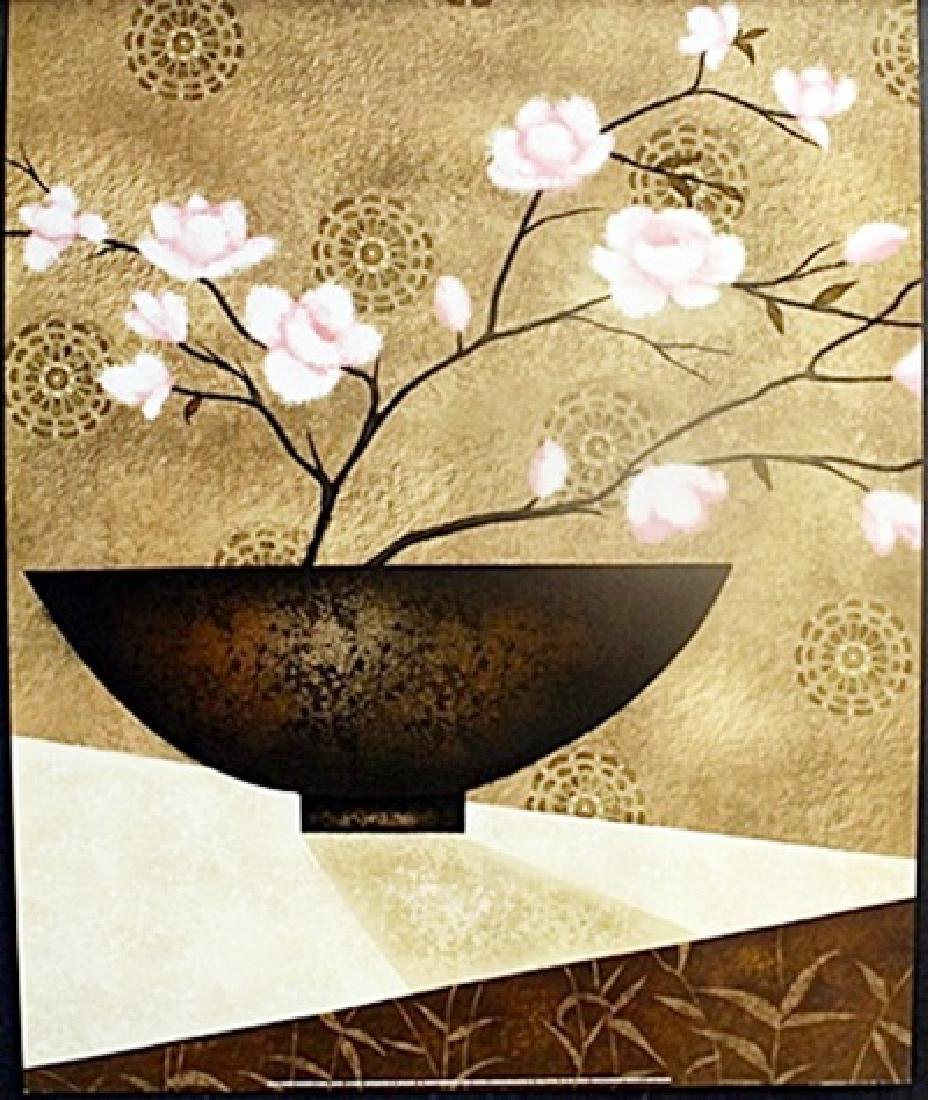 "Fine Art Print ""Cherry Blossom in Bowl"" by Jo Parray"