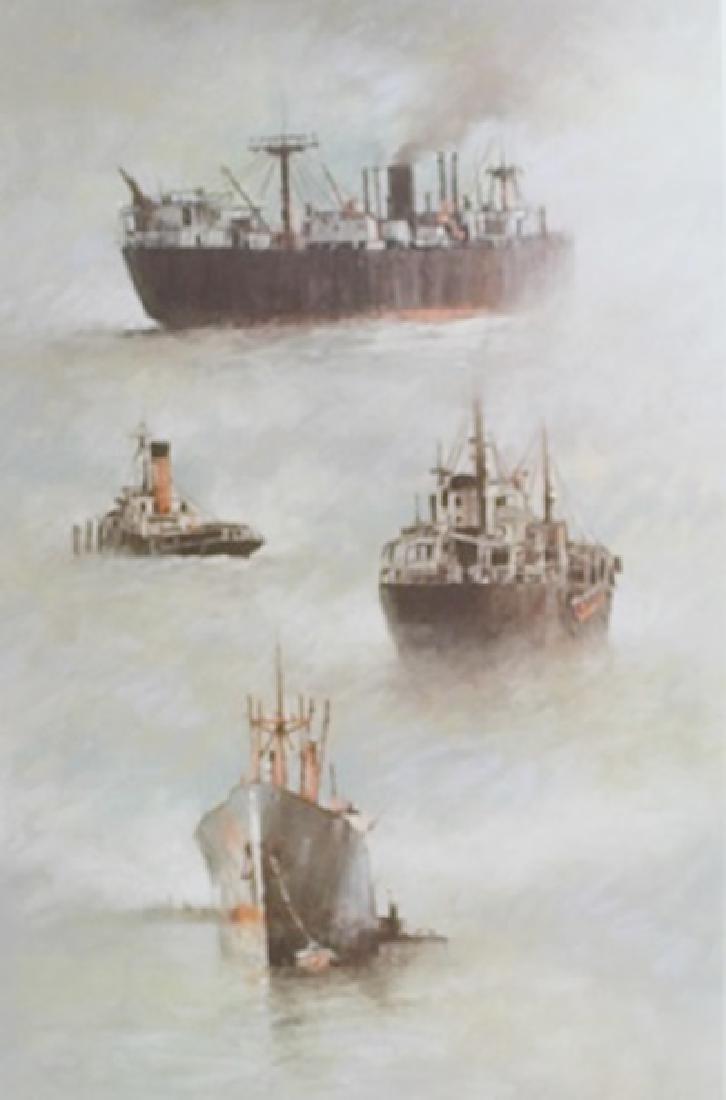Ship Study