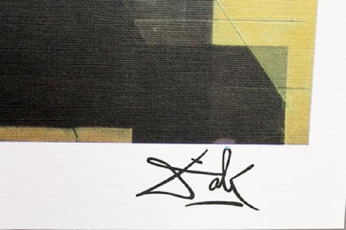Signed Limited Edition Salvador Dali - 2