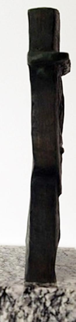 Patina Bronze Sculpture - Artist Rufino Tamayo - 2