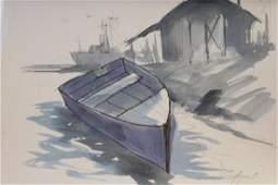 """""""SEASIDE"""" BY MICHAEL SCHOFIELD"""