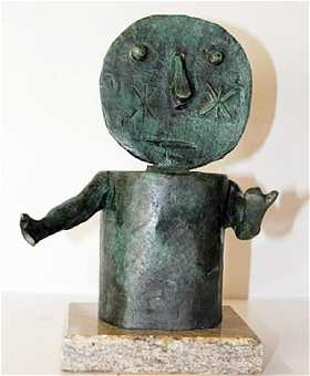 Vintage Joan Miró Sculptures for Sale & Antique Joan Miró Sculptures