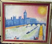 Andre Derain 1930 Oil on Canvas