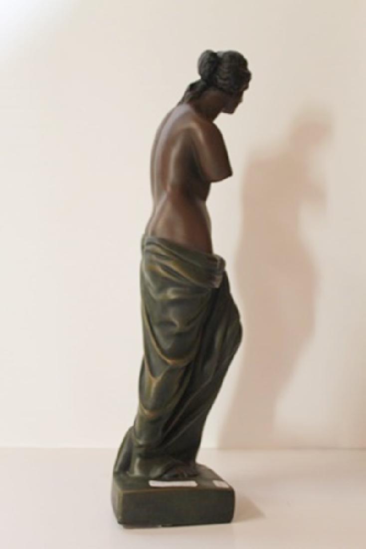 Nude Bust - Bronze Sculp. - Moreau - 3
