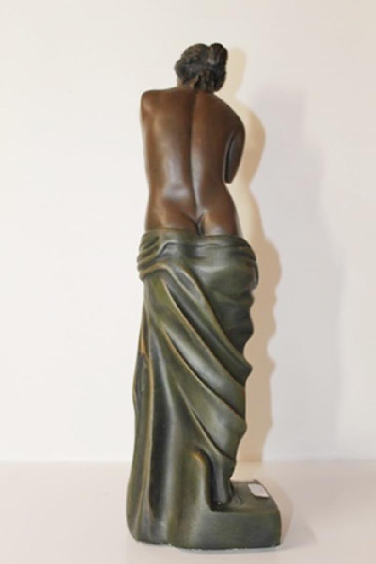 Nude Bust - Bronze Sculp. - Moreau - 4