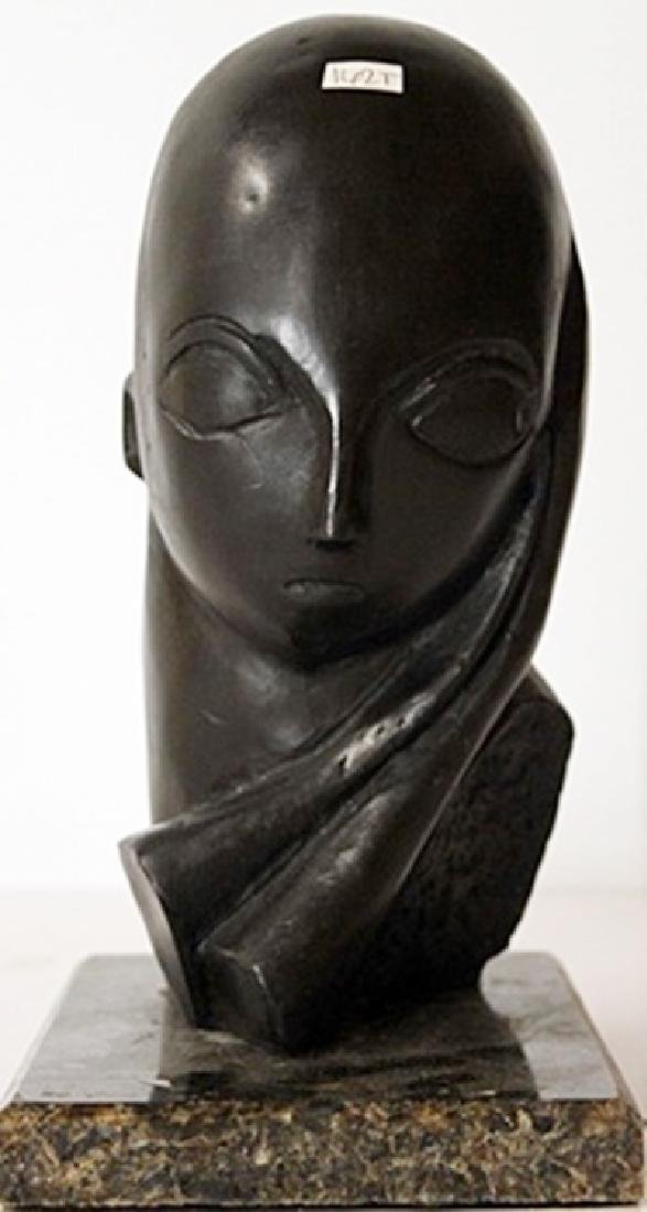 .Limited edition Bronze Sculpture - Constantin Brancusi