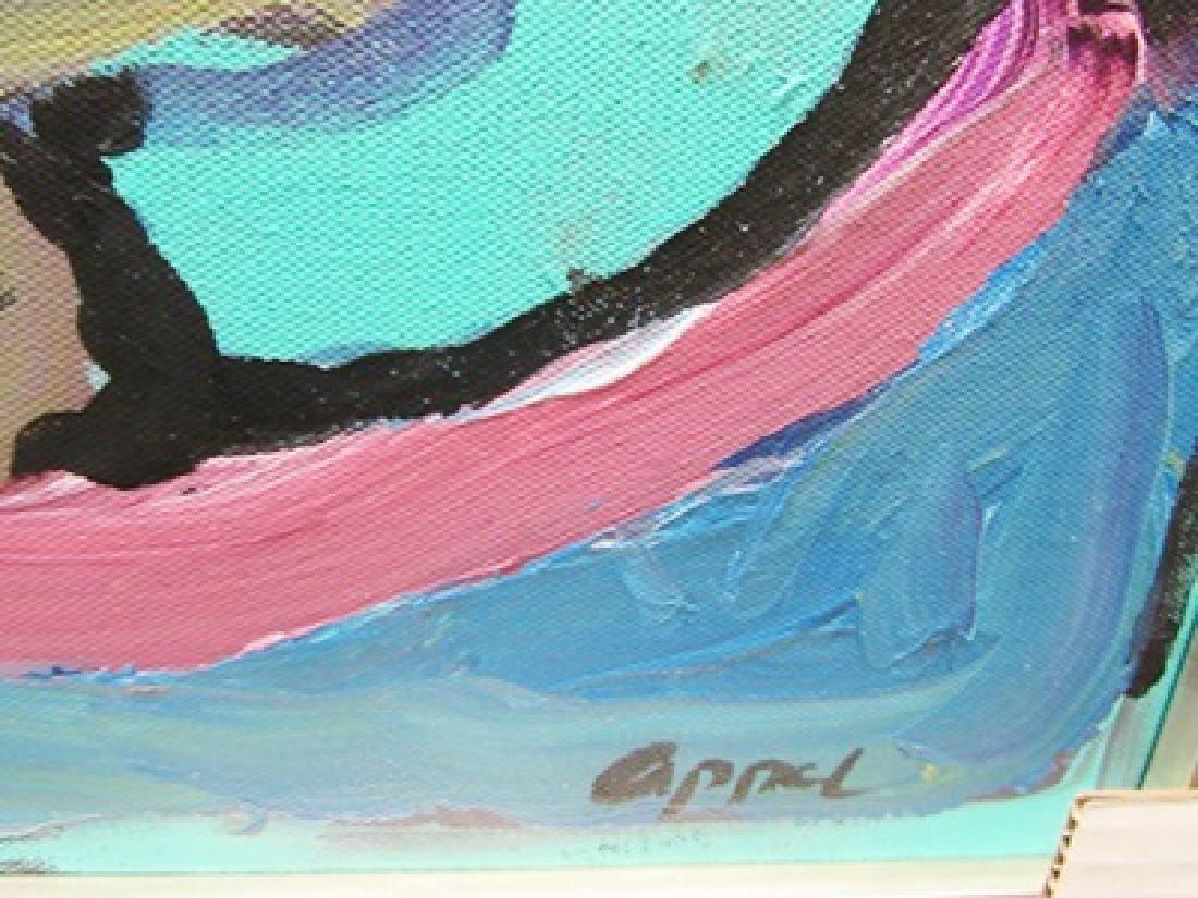 Karen Appel Oil Painting - 2