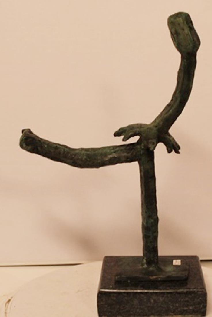Patina Bronze Sculpture - Pablo Picasso - 3