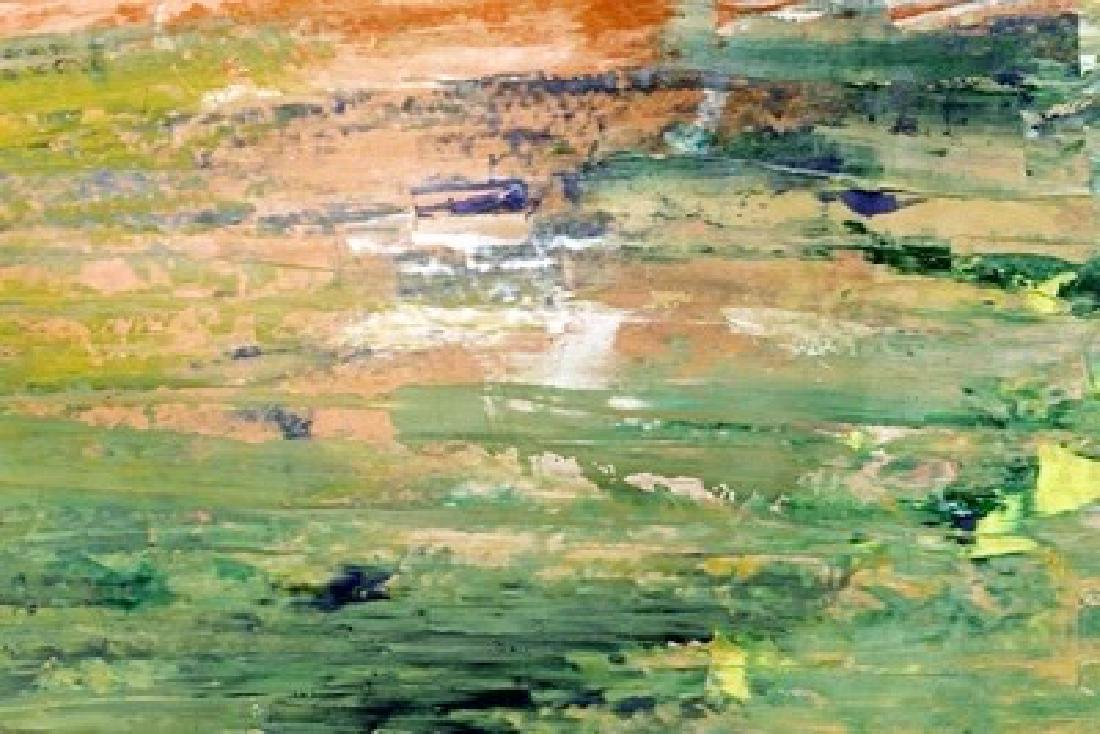 Colours Wall - Gerhard Richter - Oil On Paper - 2