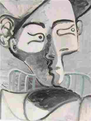 Signed Lithograph Pablo Picasso H33