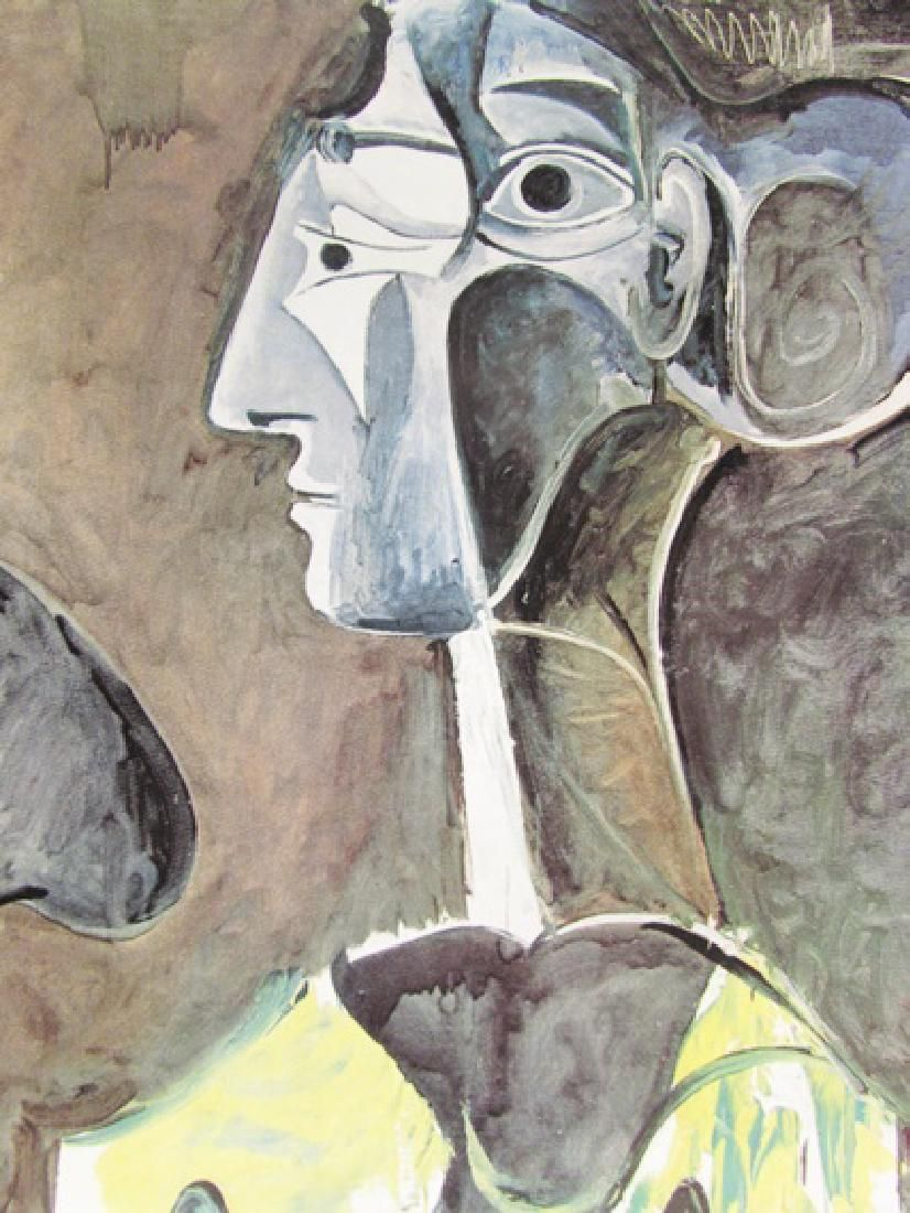 Signed Lithograph - Pablo Picasso H27