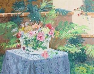 Still Life By Christine Tidle