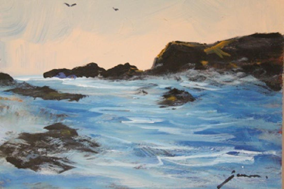"""OCEAN WAVES"" BY MICHAEL SCHOFIELD"
