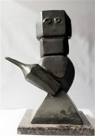 Limited Edition Bronze Sculpture Max Ernst