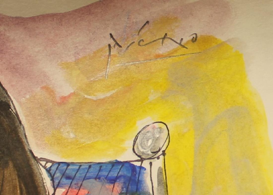 Pablo Picasso - Watercolor 191H - 2