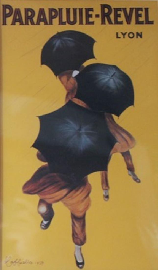 Parapluie Revel - Leonetto Cappiello - Lithograph