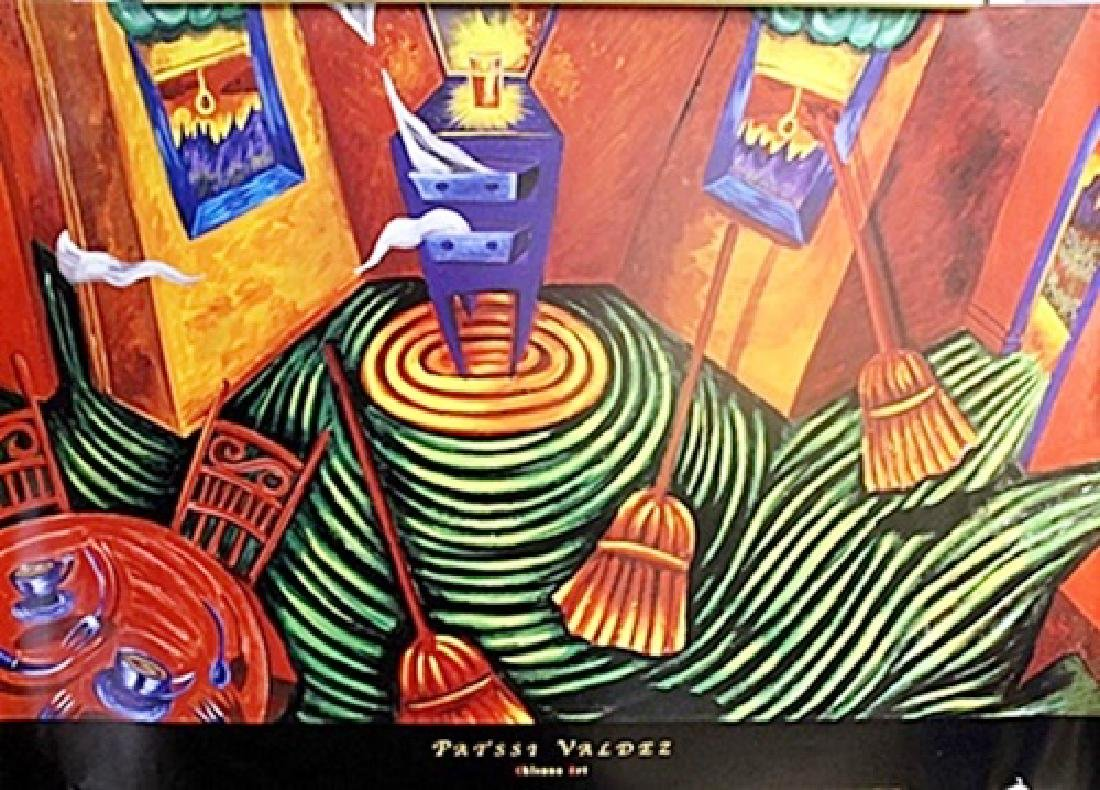 "Fine Art Print ""Roun on The Verge"" by Patssi Valdez"