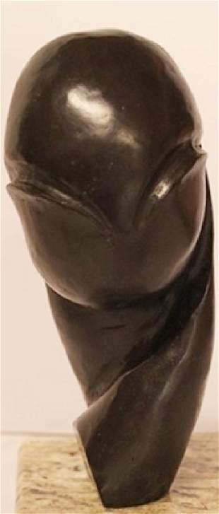 Bronze Sculpture Constantin Brancusi