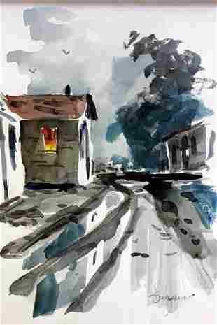 NEIGHBORHOOD PATH BY MICHAEL SCHOFIELD