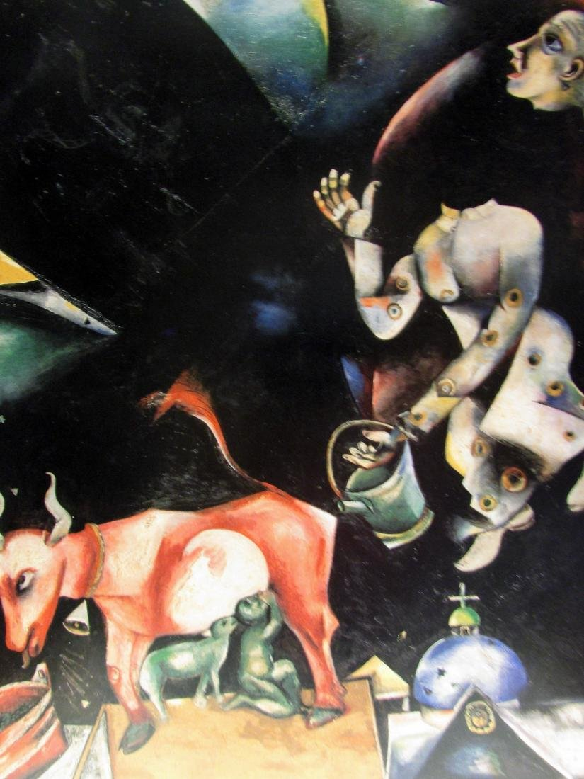 Signed Lithograph - Marc Chagall H110