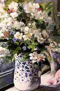 Apple Blossoms - Elizabeth Parsons - Lithograph