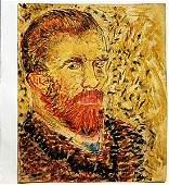Vincent Van Gogh - Self Portrait