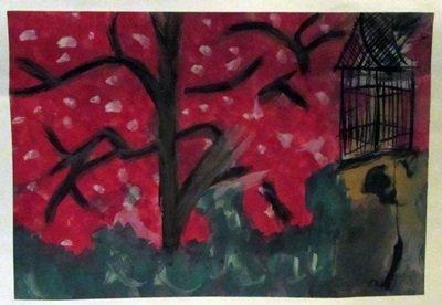 Emil Nolde - The Tree