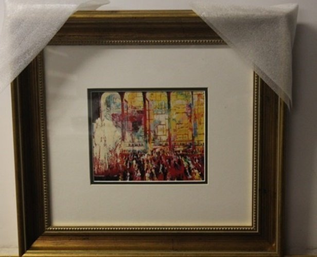 """Lithograph """"Metro Opera"""" after LeRoy Neiman"""