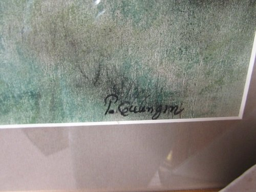 Paul Gaugin Pastel 1907 - 2