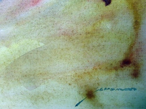 Original Michael Schofield On Canvas - 2