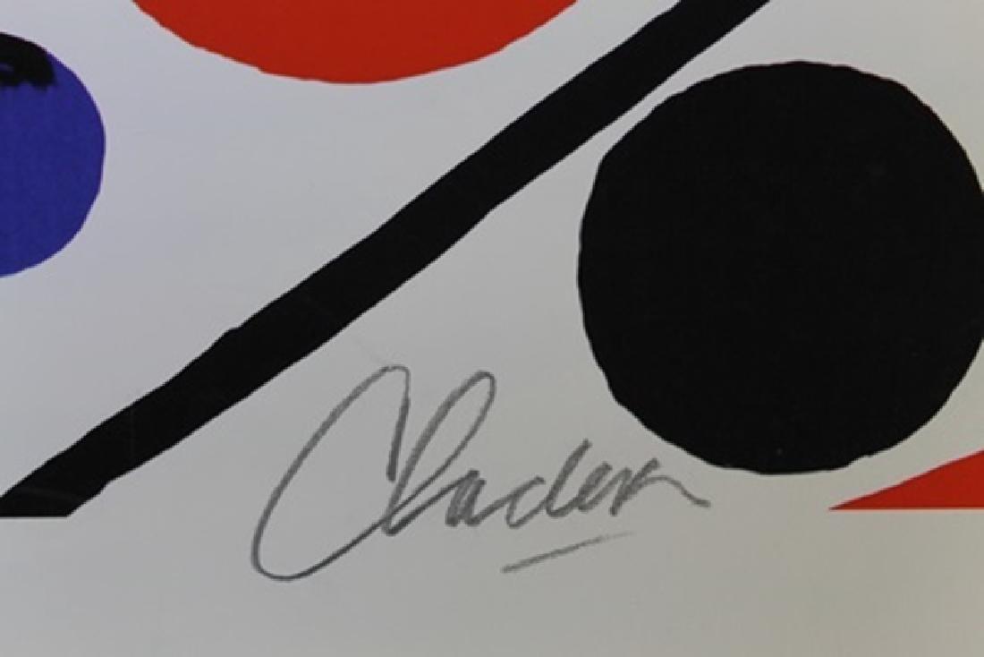 Lithograph By Alexander Calder - 2