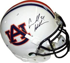 Carnell Williams Signed Auburn Tigers Authentic Full