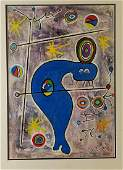 Joan Miro-(1893-1983)-Was spanish painter, scuptor, and