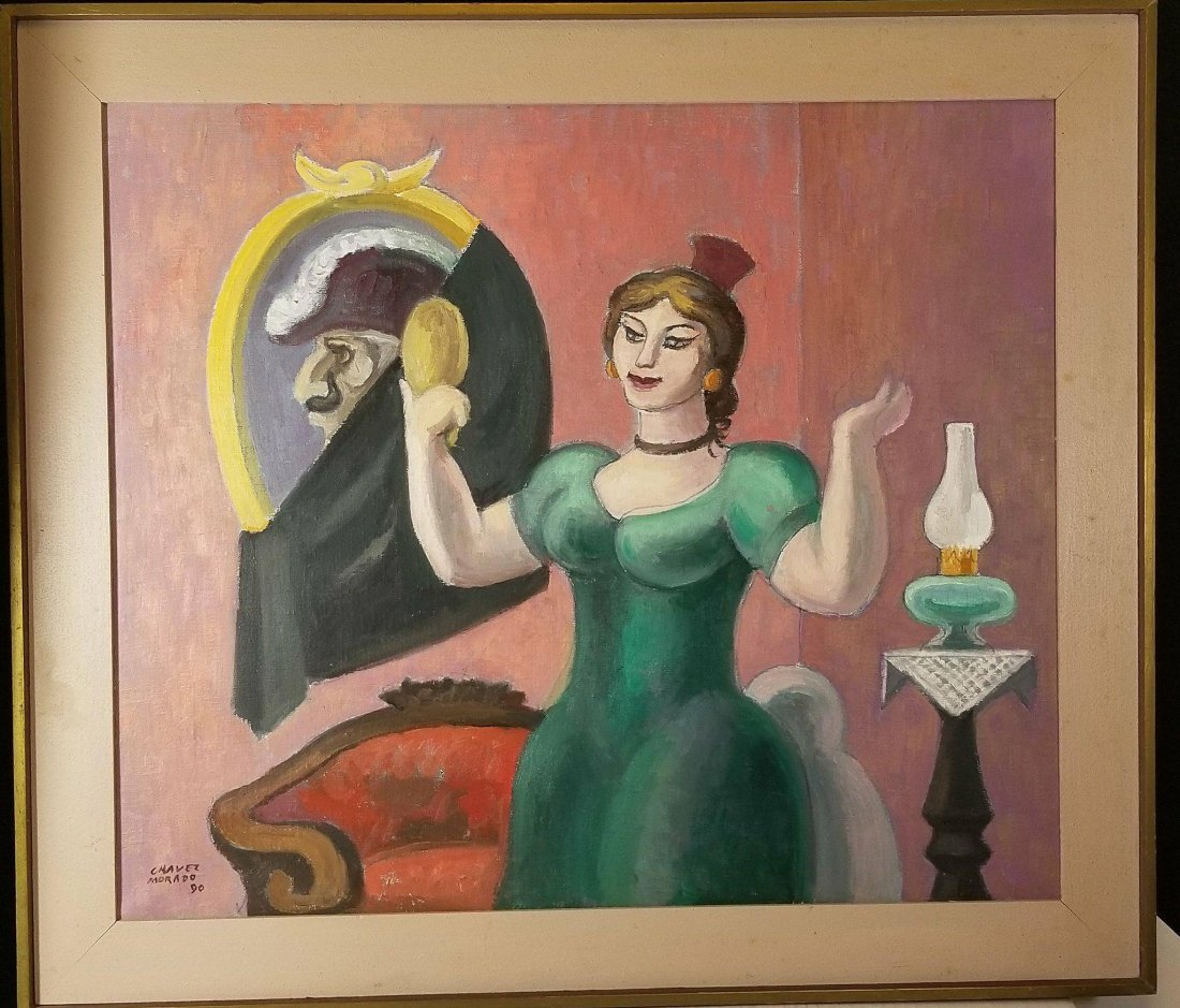 Jose Chaves Morado(1909-2002)- Was aMexican artist  who