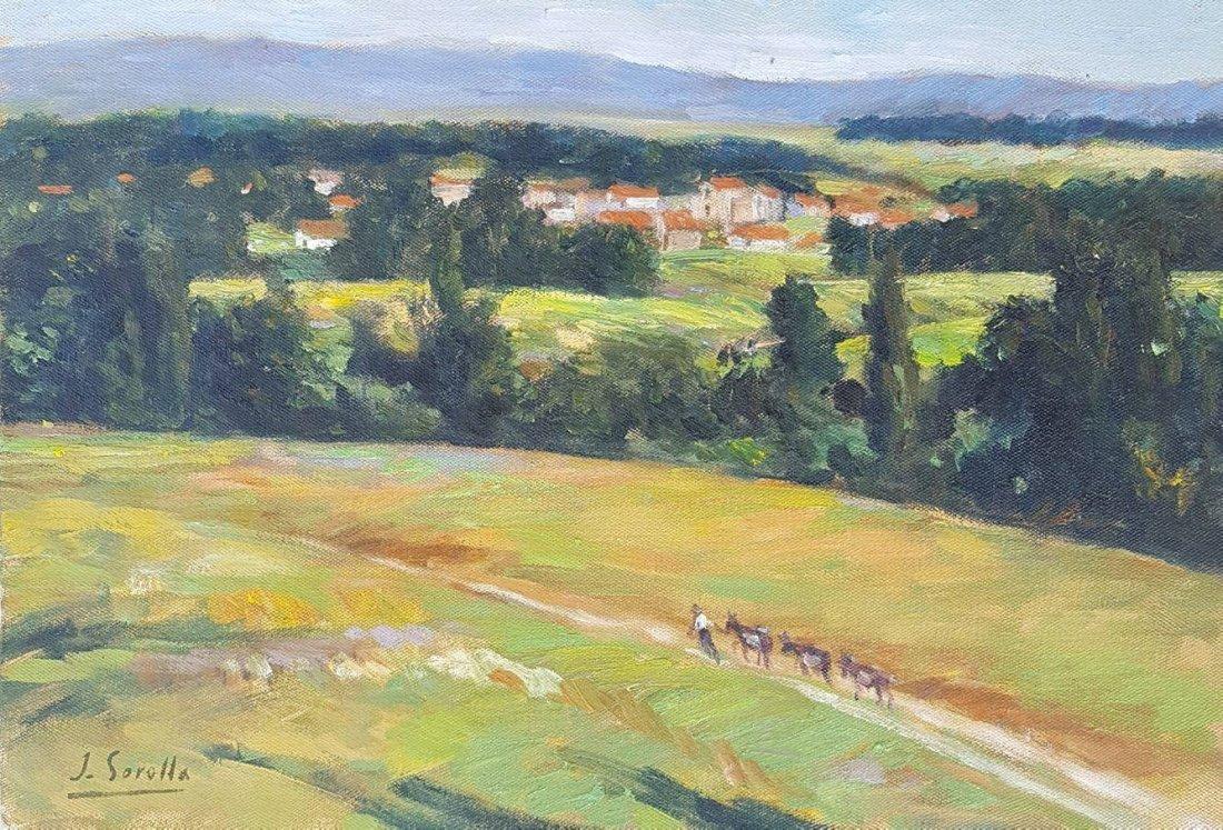 Joaquin Sorolla y Bastida (1863-1923)-Oil on canvas-