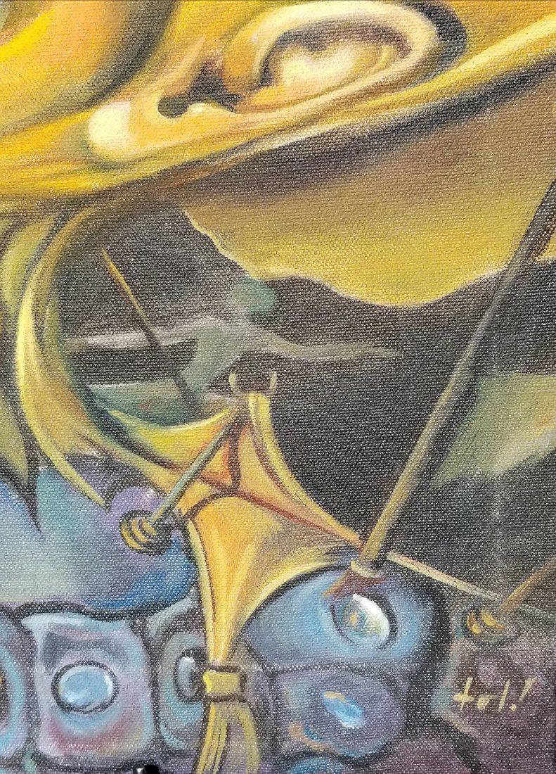 Salvador Dali (1904-1989)- - He was the most Celebrated - 2