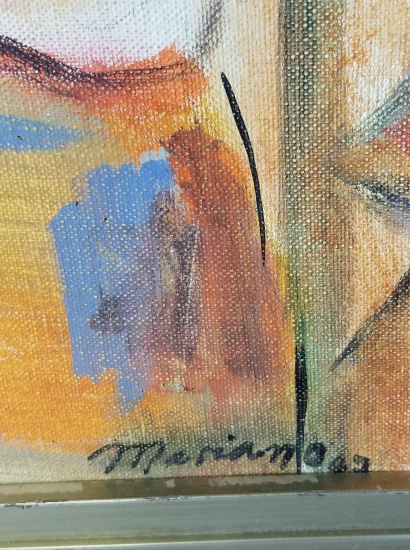 Mariano Rodridriguez (1912-1990)Cuban artis in 1938 he - 2