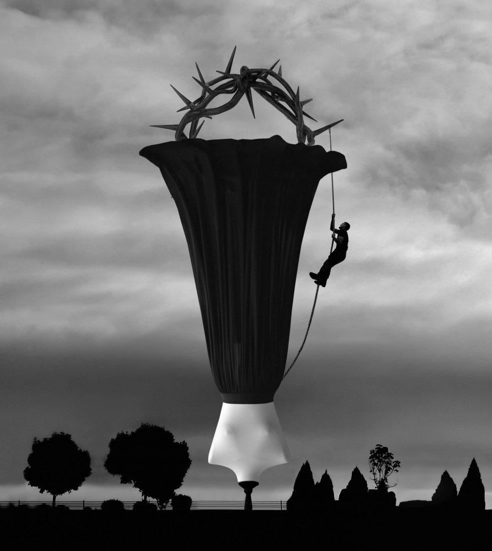 The Graph of Desire  Printed ,by Tan Tolga Demirci arts